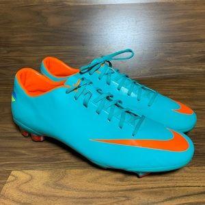 Rare Nike Mercurial Glide lll FG Soccer Cleat